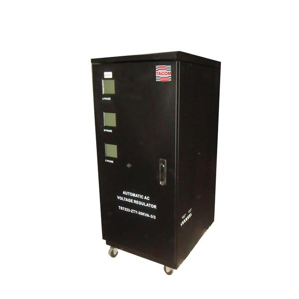 استابیلایزر تکام مدل TS7223-ZTY30KVA3/3   ظرفیت 30000VA