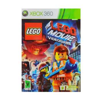 بازی The Lego Movie مخصوص xbox 360