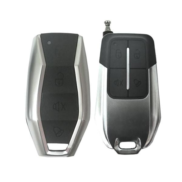 دزدگیر خودرو استیل میت مدل RX1000 کد REDBAT-04