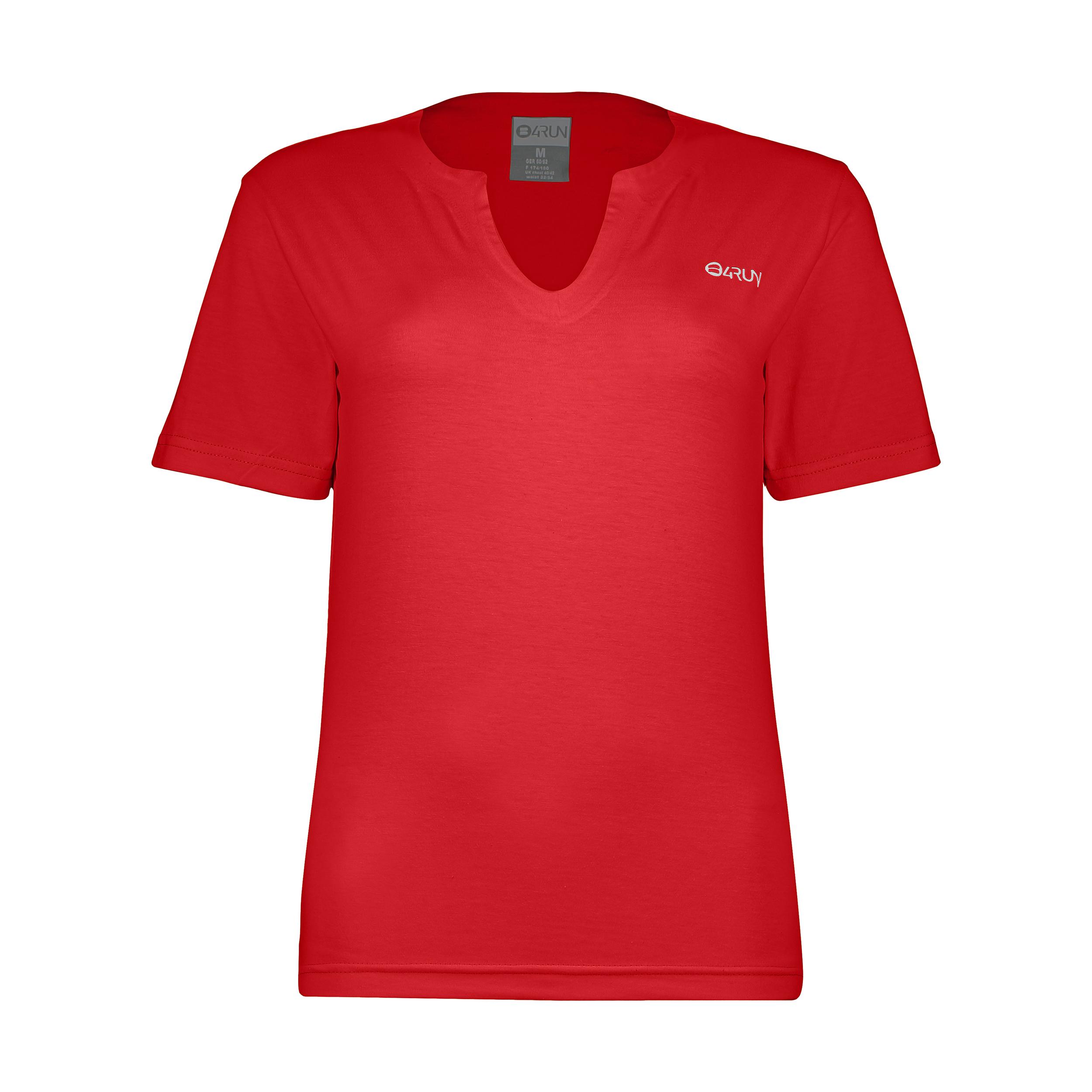 تی شرت ورزشی زنانه بی فور ران مدل 210324-72