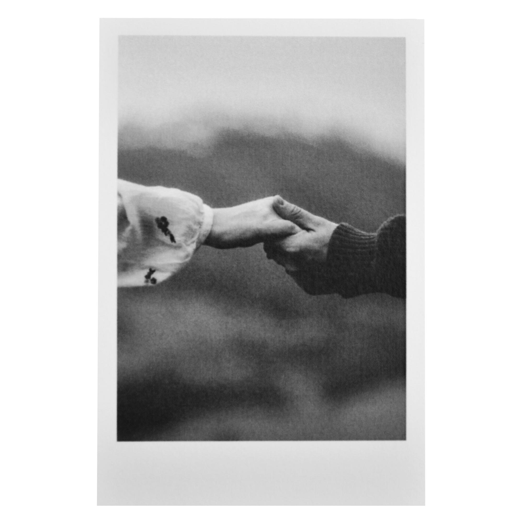 کارت پستال طرح عشق کد 003
