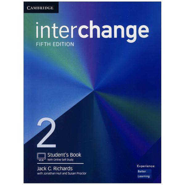 خرید                      کتاب interchange 2 اثر jack c.richards انتشارات زبان مهر
