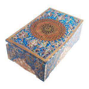 جعبه جواهرات استخوانی مدل K003