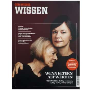 مجله Spiegel Wissen مي 2018