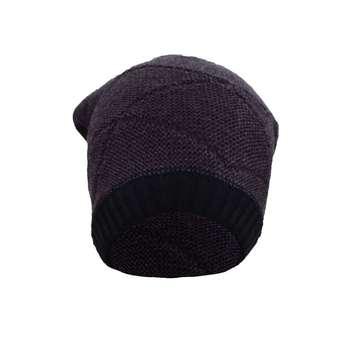کلاه بافتنی مردانه کد 2710