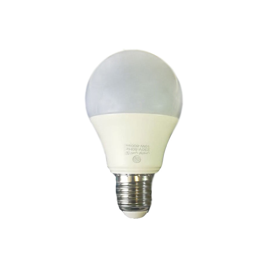 لامپ 10 وات لوتوس مدل GA+ پایه E27