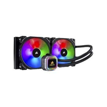 فن خنک کننده پردازنده کورسیر مدل H115i RGB PLATINUM