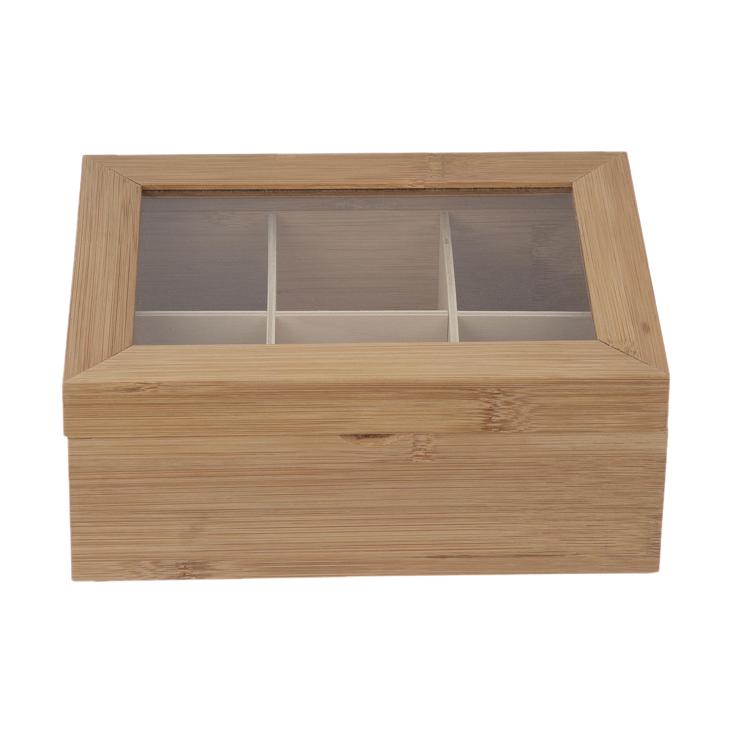 جعبه چای کیسه ای لوپینه مدل LP101