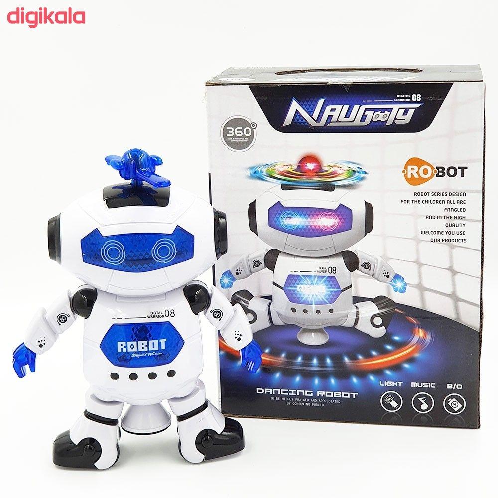 اسباب بازی مدل Dancing Robot main 1 4