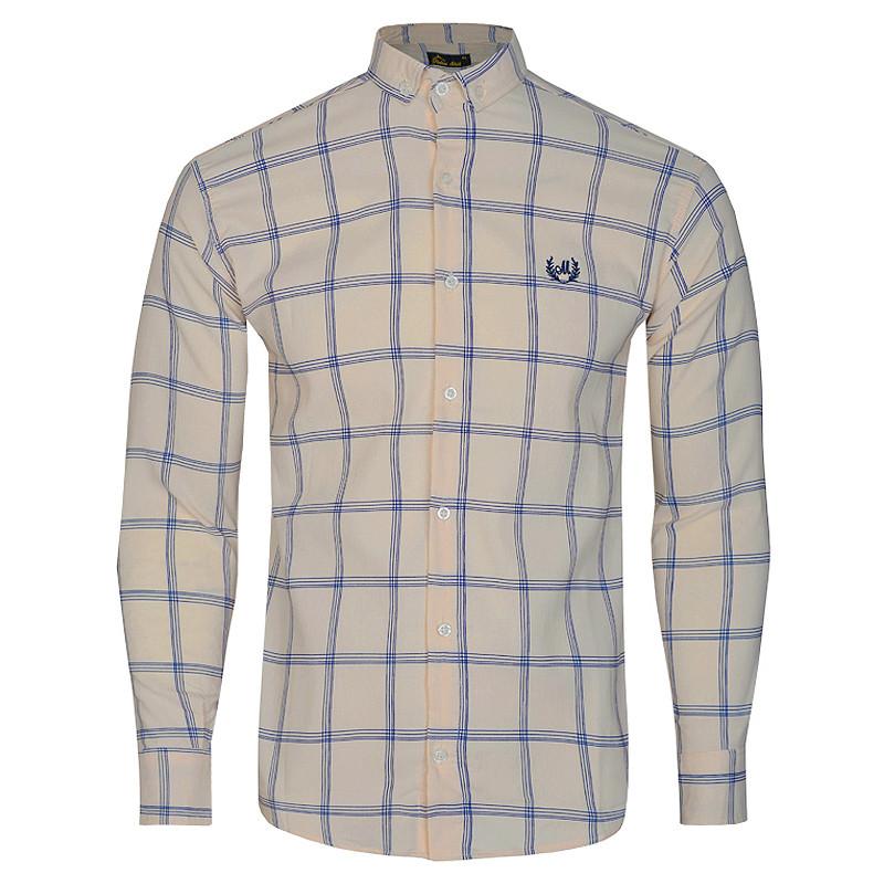 پیراهن آستین بلند مردانه مدل 344004629