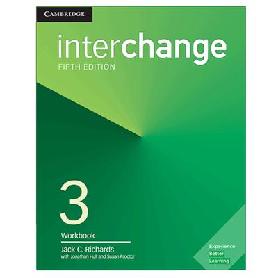 کتاب Interchange 3 اثر جمعی از نویسندگان انتشارات الوندپویان