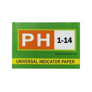 تستر  PH سنج مدل 1-14