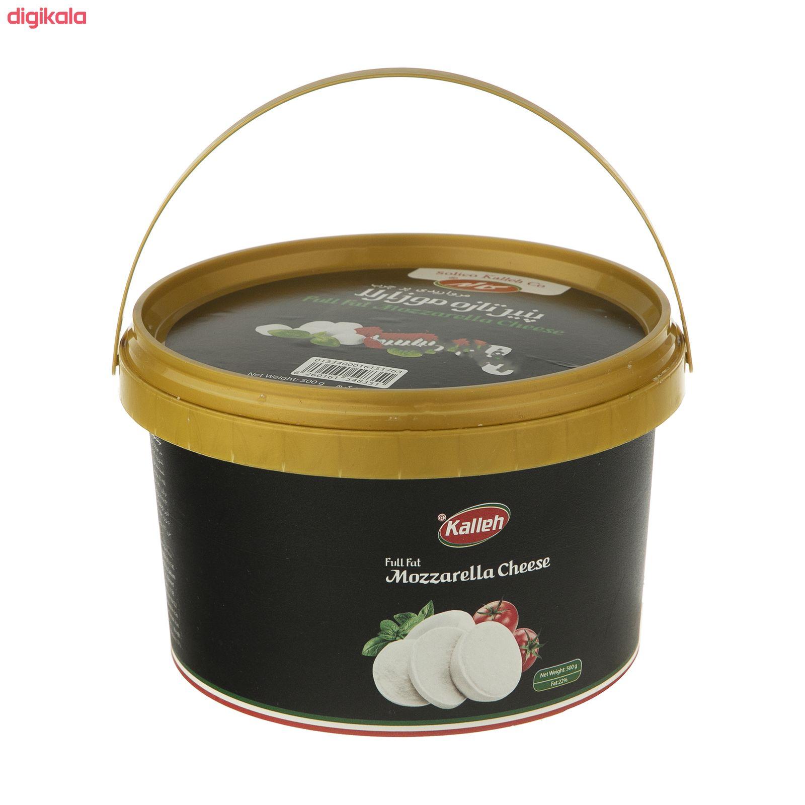 پنیر تازه موزارلا کاله مدل توپی مقدار 500 گرم main 1 5