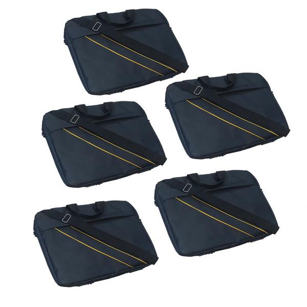 کیف لپ تاپ کد VK-35145 مناسب برای لپ تاپ 15.6 اینچی بسته 5 عددی