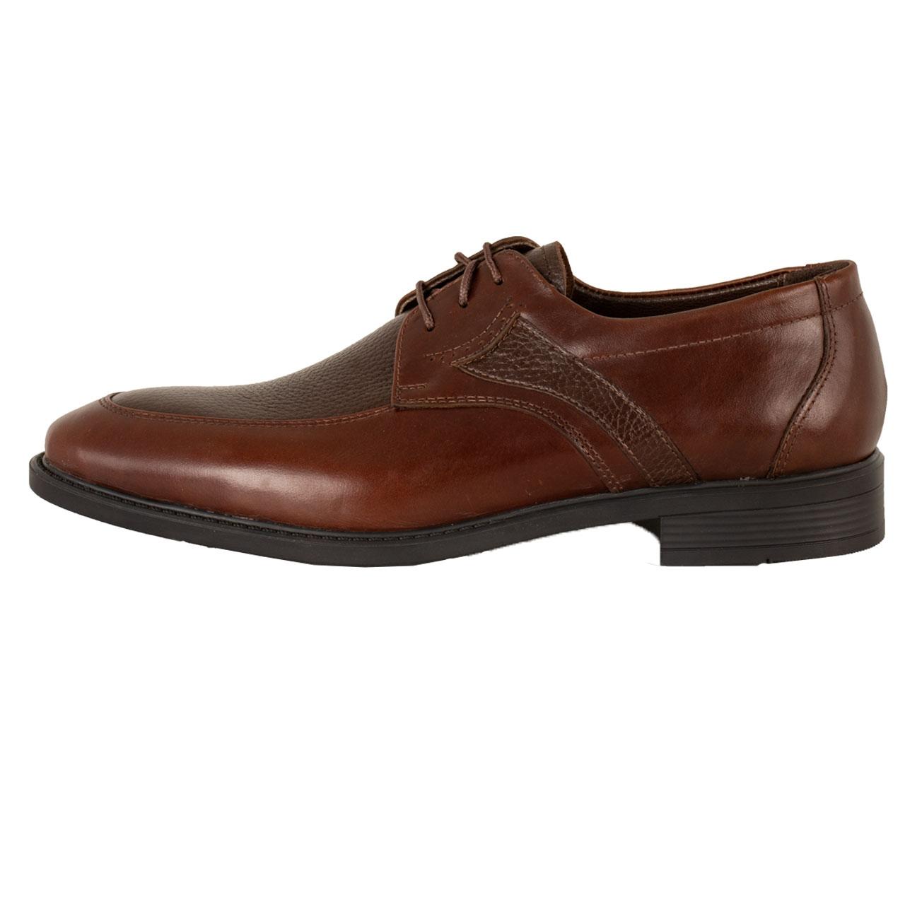 کفش مردانه پارینه چرم مدل SHO214
