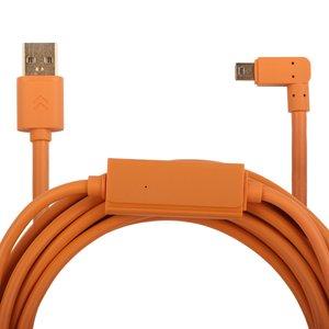 کابل تبدیل USB به MiniUSB کد 01 طول 5 متر