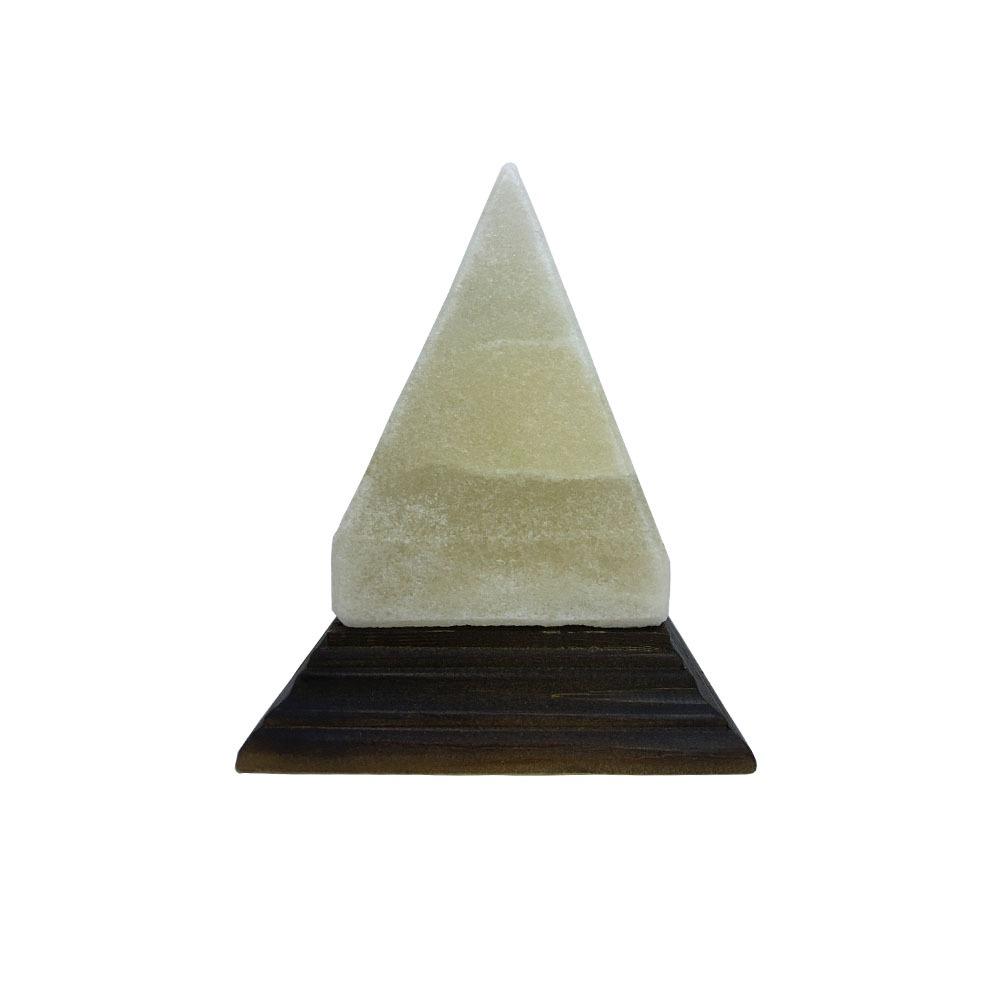 آباژور سنگ نمک مدل هرم