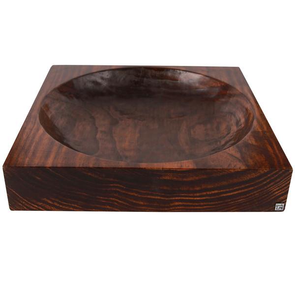 ظرف چوبی پورشیخ کد 190034