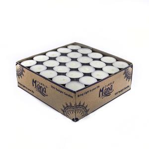 شمع وارمر مانا مدل M-100 بسته ۱۰۰ عددی