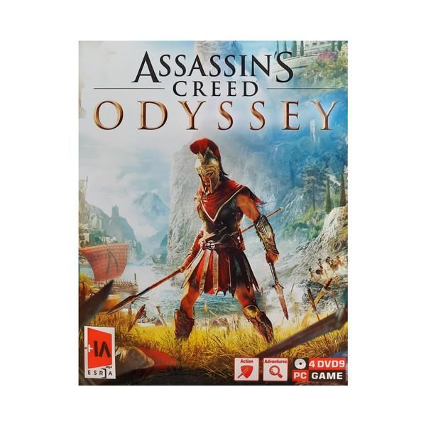 بازی Assassins Creed Odyssey مخصوص pc