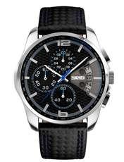 ساعت مچی عقربه ای مردانه اسکمی مدل 9106A-NP -  - 1