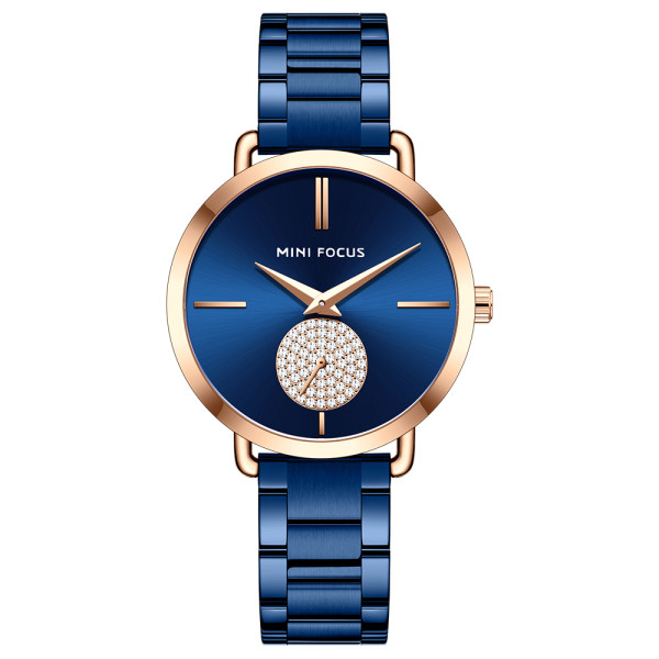 ساعت مچی عقربه ای زنانه مینی فوکوس مدل MF0222L