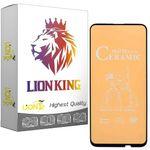 محافظ صفحه نمایش مات لاین کینگ مدل LKFCM مناسب برای گوشی موبایل هوآوی Y9s/ Y9 Prime 2019 / آنر 9X thumb
