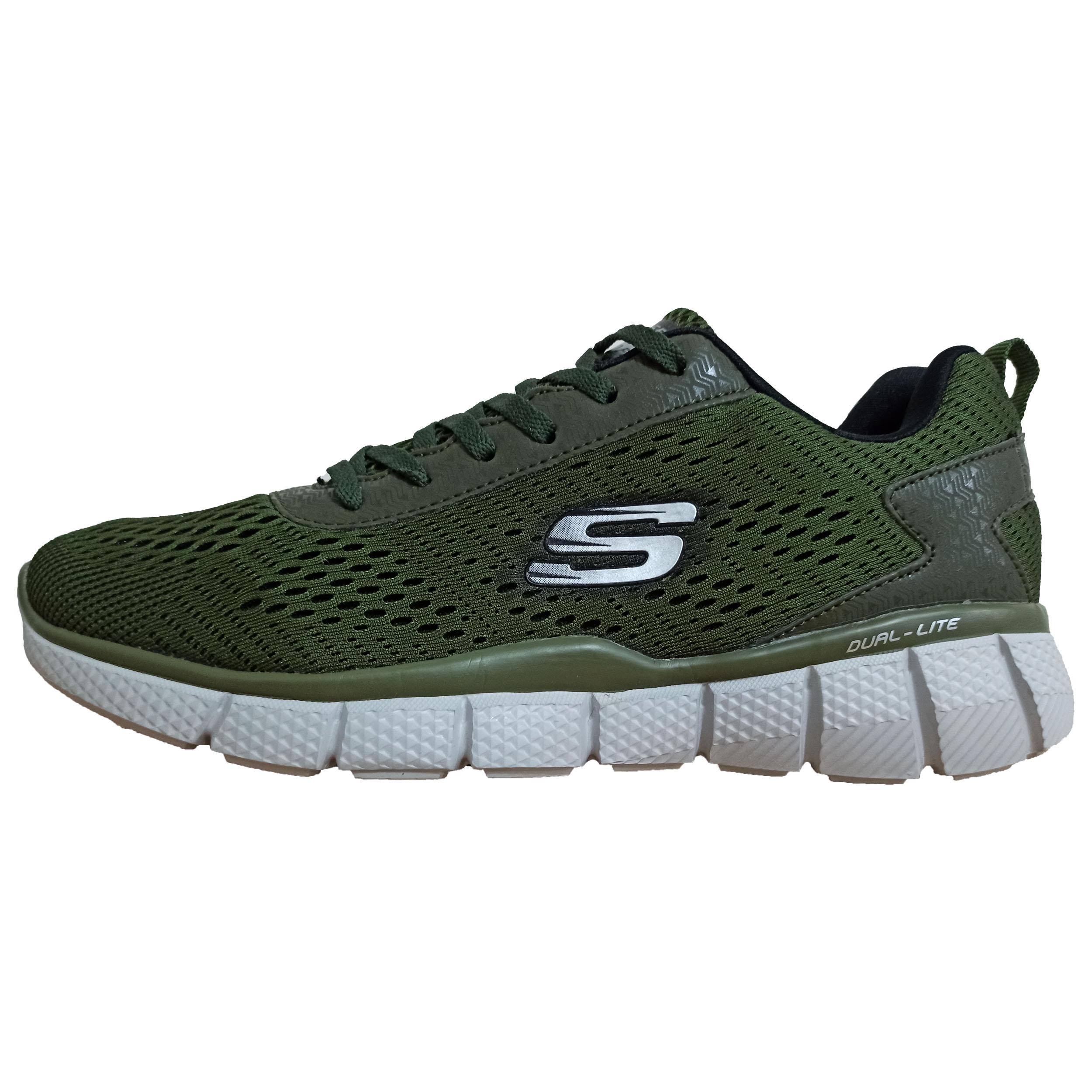 کفش مخصوص دویدن مردانه اسکچرز مدل DUAL LITE             , خرید اینترنتی