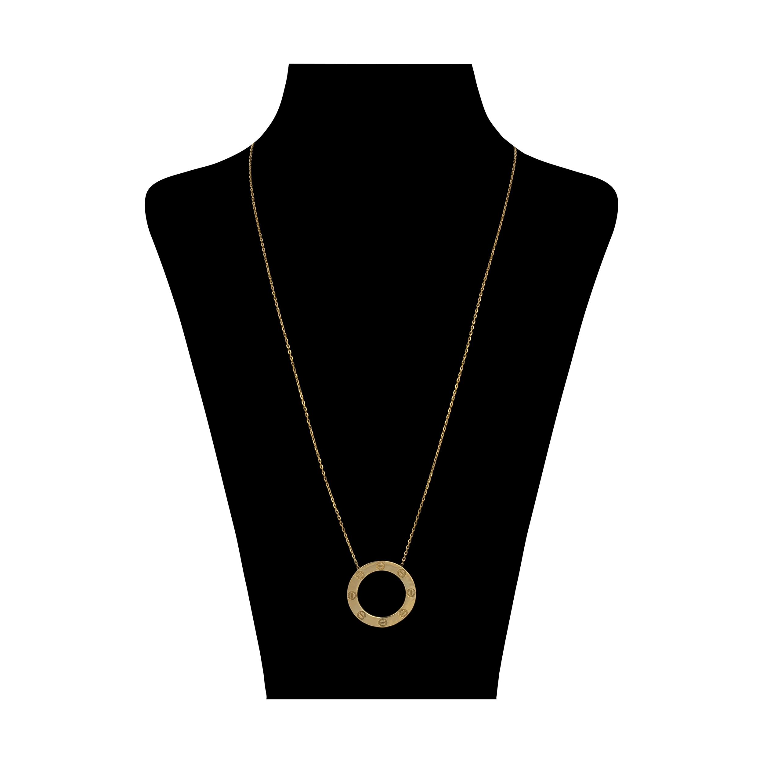 گردنبند طلا 18 عیار زنانه میو گلد مدل GD617 -  - 2