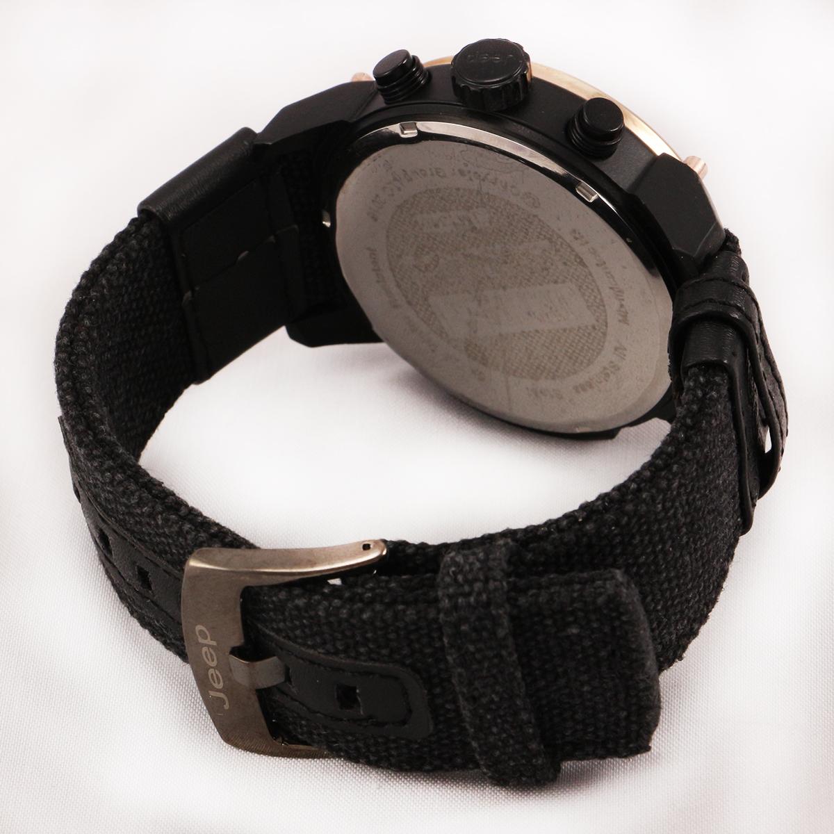 ساعت مچی عقربهای مردانه جیپ مدل tm1340