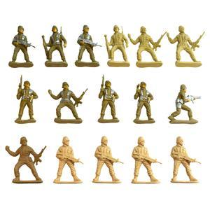 فیگور سرباز مدل کبرا مجموعه 16 عددی