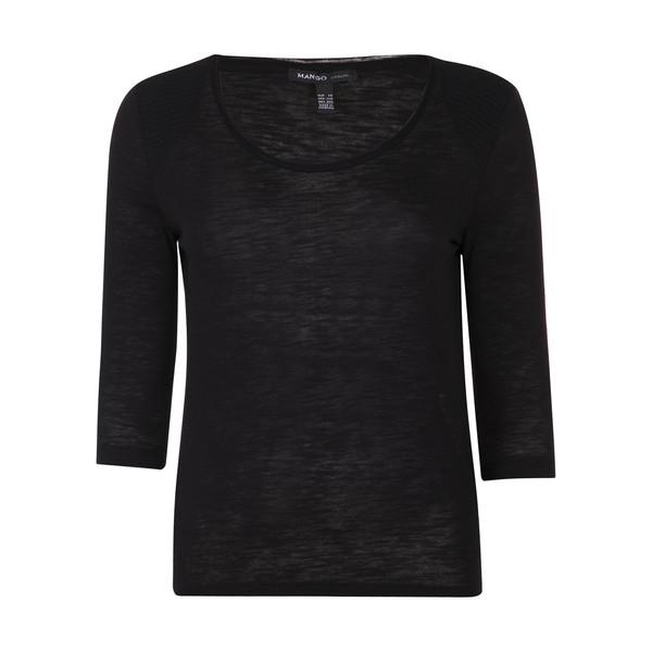 تی شرت زنانه مانگو مدل 33077543-02