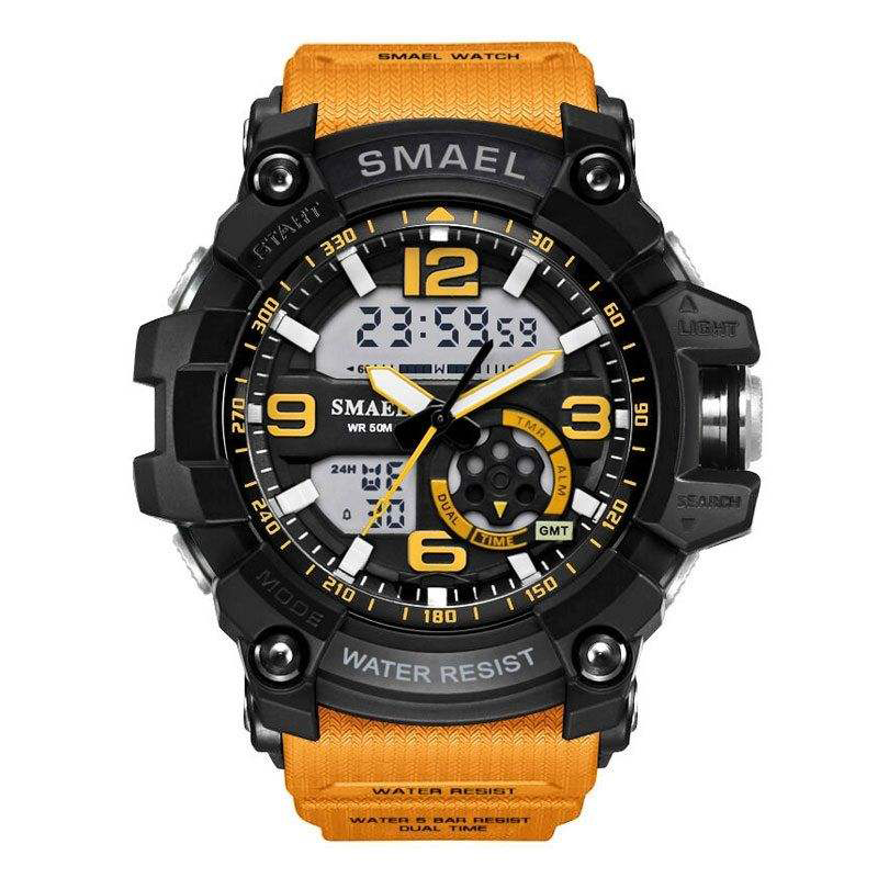 ساعت مچی عقربهای مردانه اس میل مدل SM-1617Y