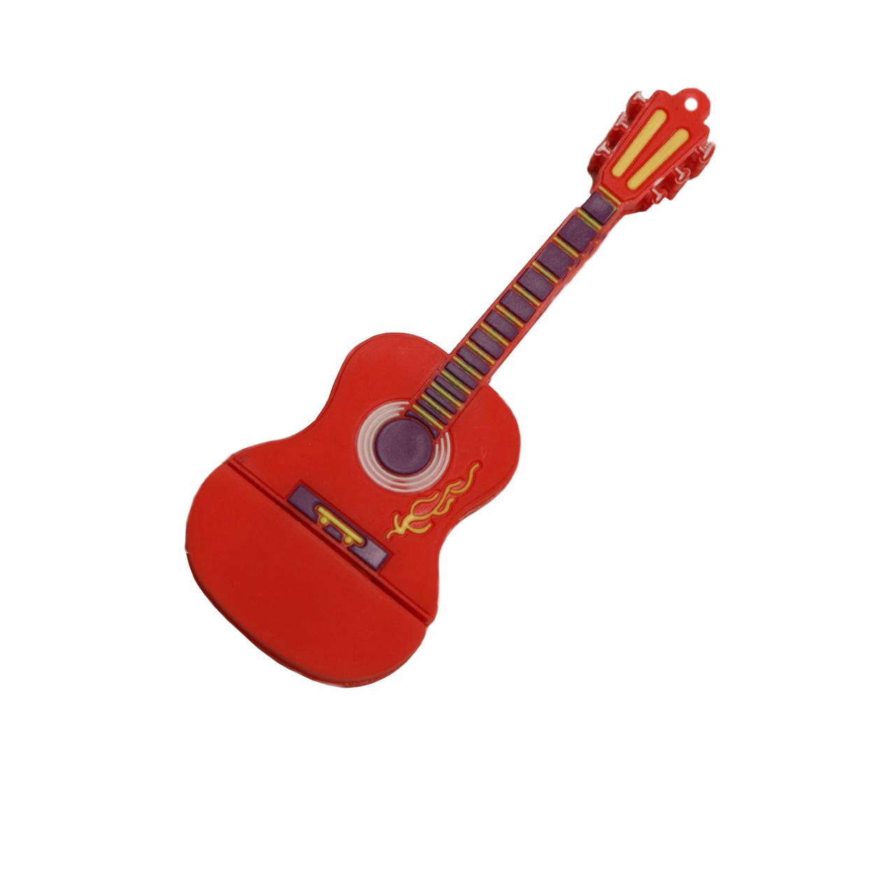 بررسی و {خرید با تخفیف} فلش مموری طرح Guitar مدل DPL1094 ظرفیت 16 گیگابایت اصل