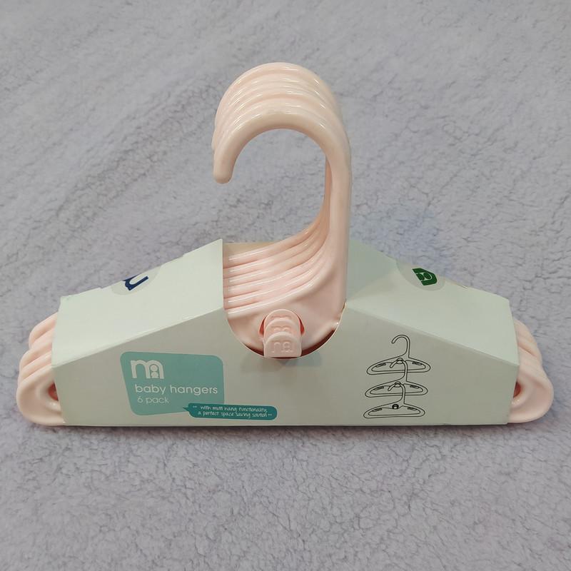 چوب لباسی نوزاد مادرکر مدل z200 بسته 6 عددی