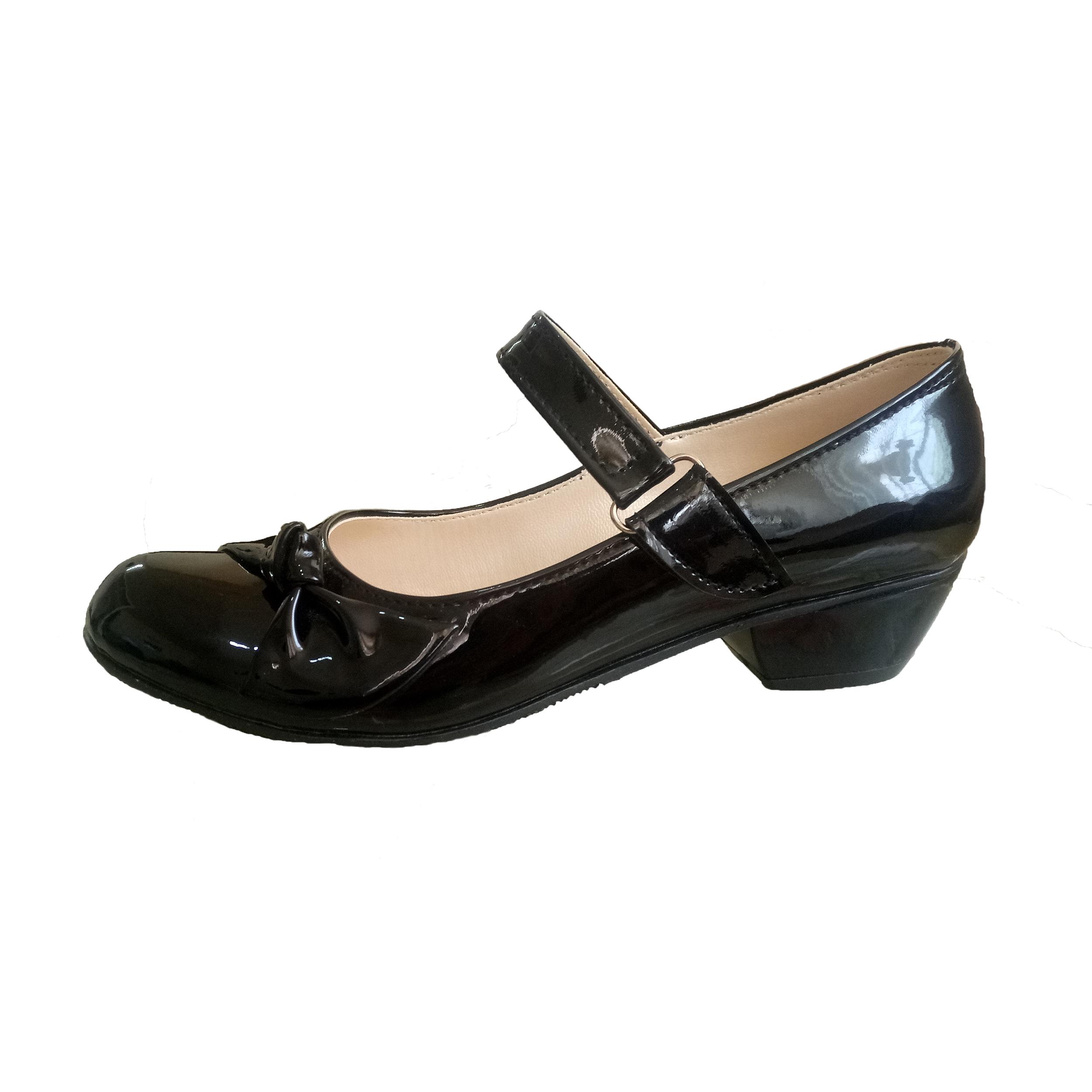 کفش دخترانه مدل پاشنه دار