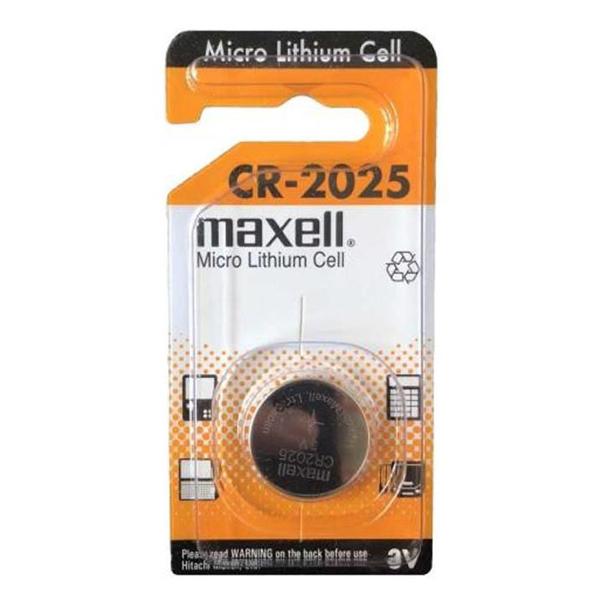 باتری سکه ای مکسل مدل  2025