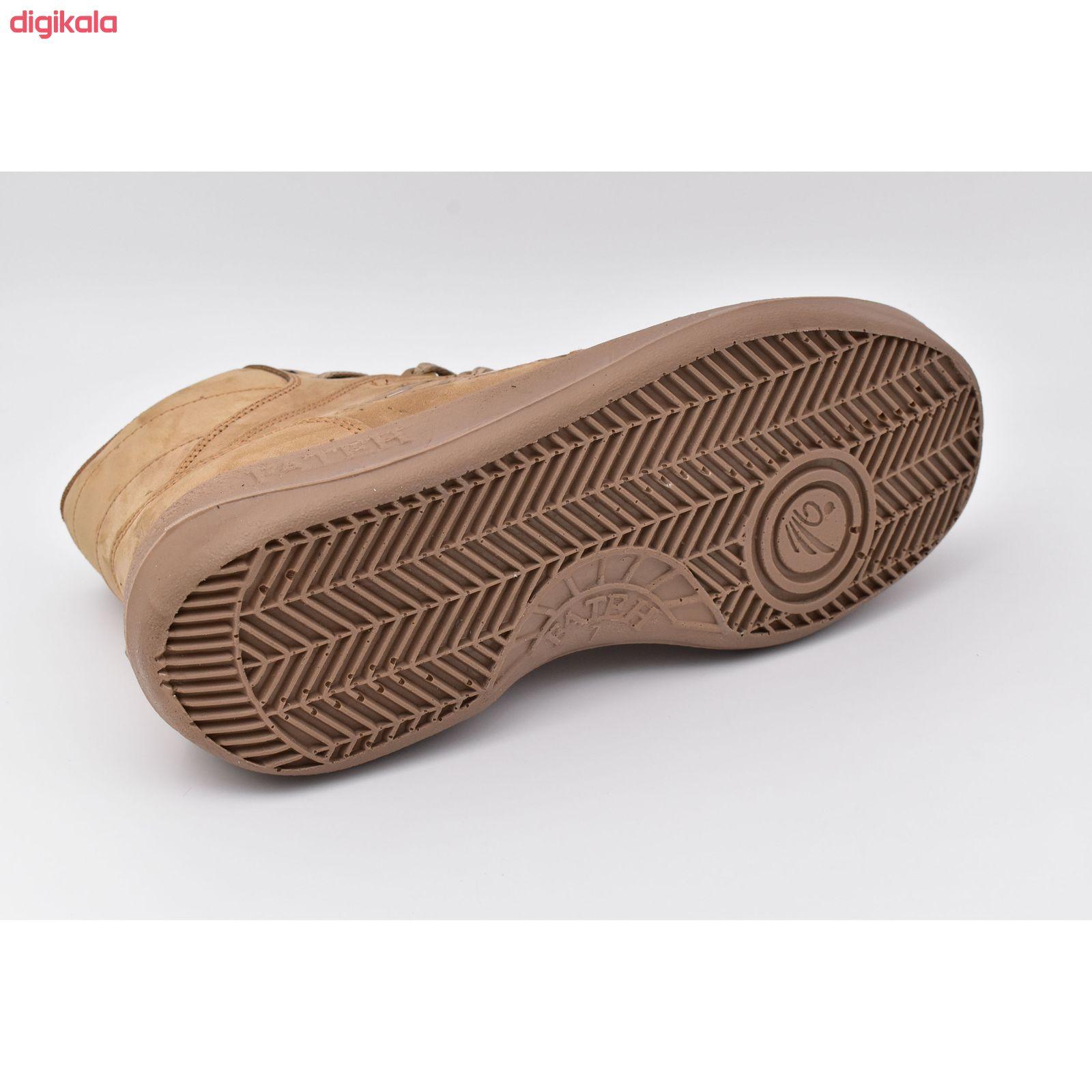 کفش طبیعت گردی مردانه فاتح مدل سنتر کد 8296 main 1 7