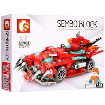 ساختنی سمبو بلاک کد 607034
