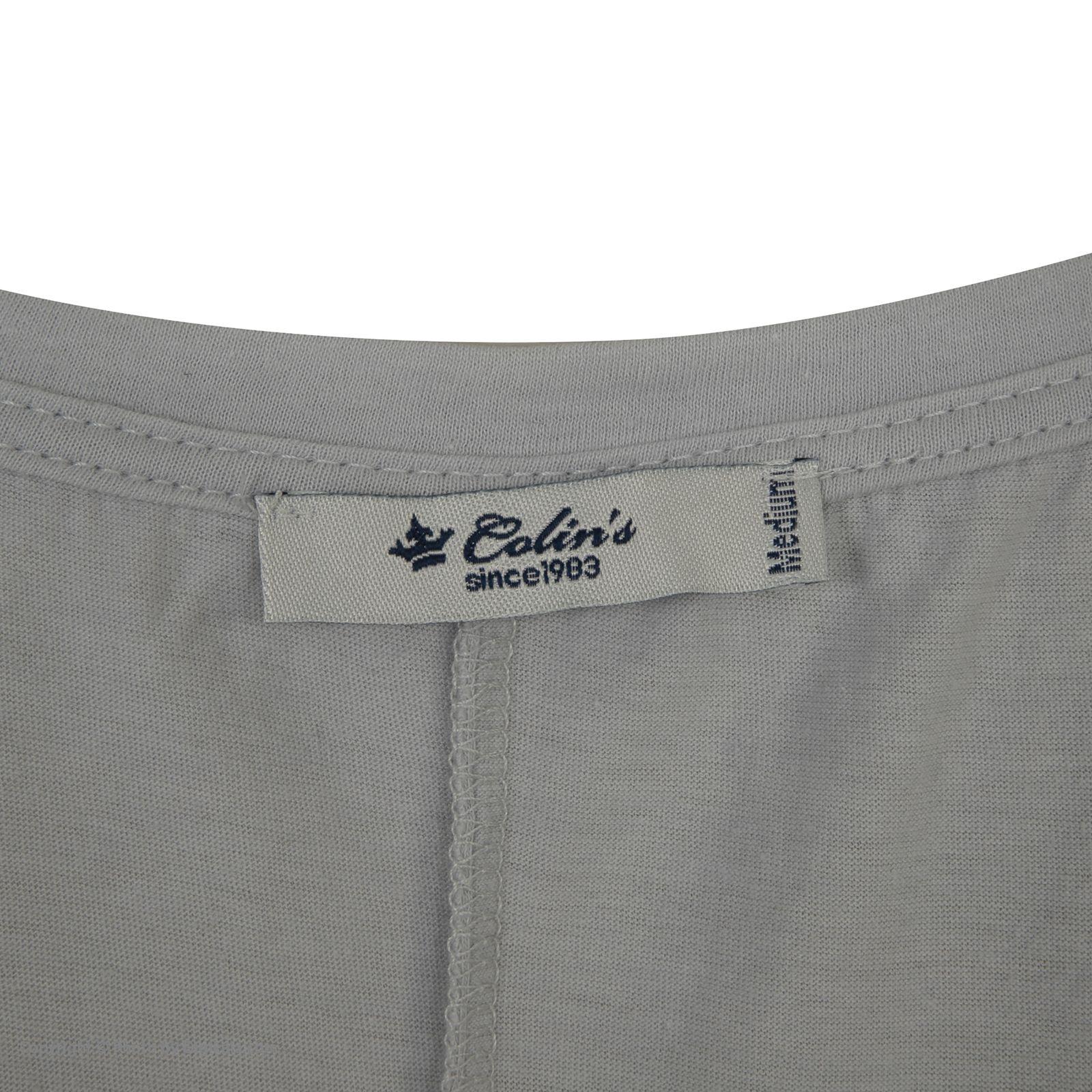 تی شرت زنانه کالینز مدل CL1033142-LIGHTBLUE main 1 5