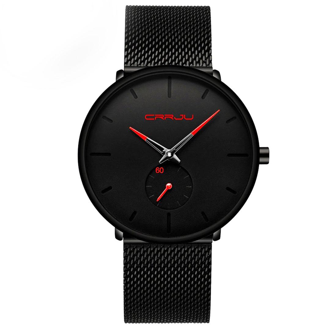 ساعت مچی عقربهای مردانه سی آر آر جی یو مدل 2150
