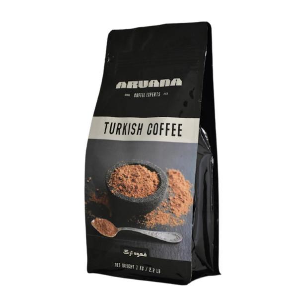 قهوه ترک آروانا - ۱ کیلوگرم