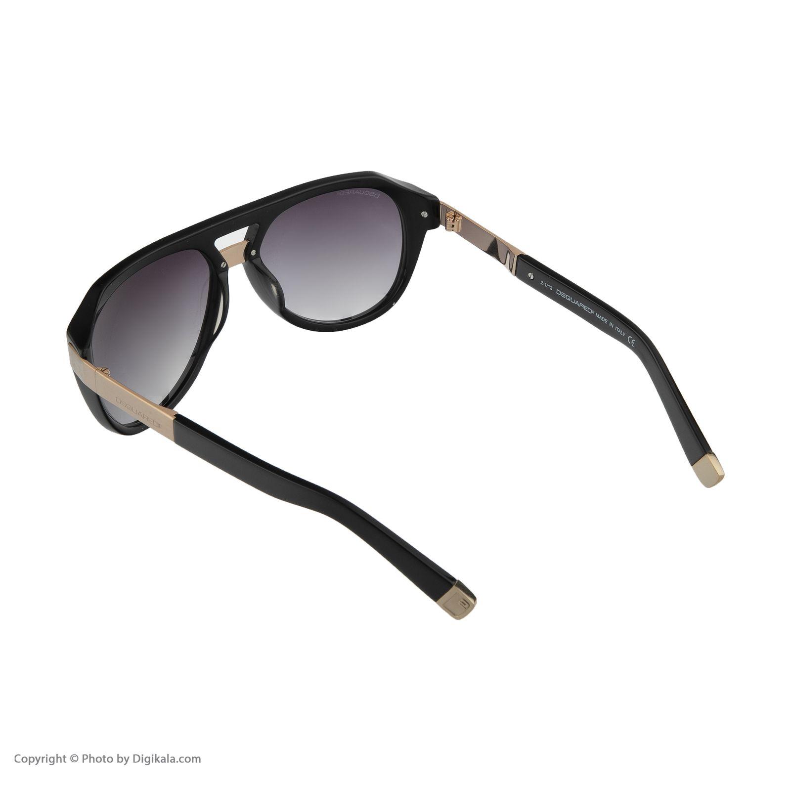 عینک آفتابی  دیسکوارد مدل 0027 -  - 5