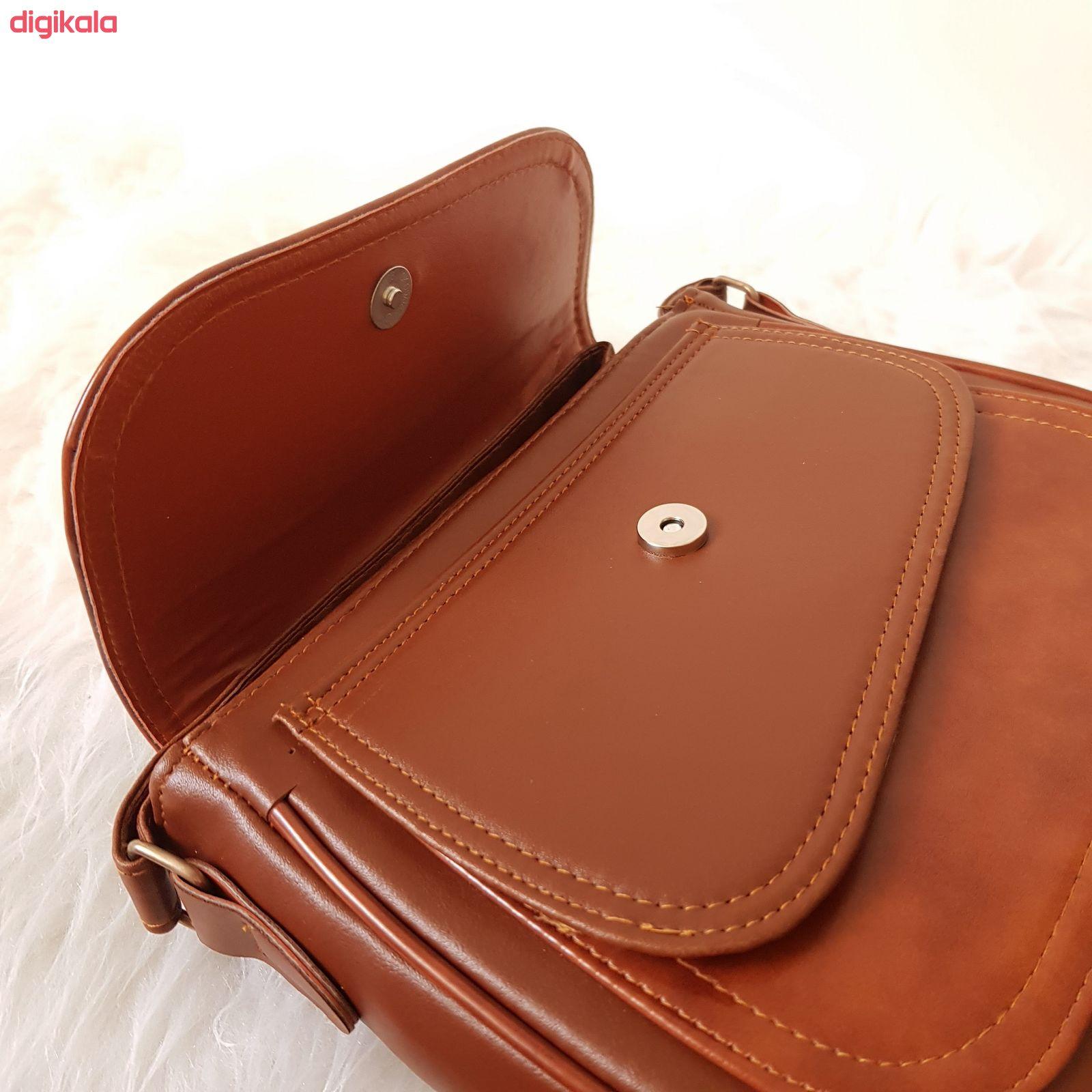کیف دوشی زنانه مدل 2PK main 1 5