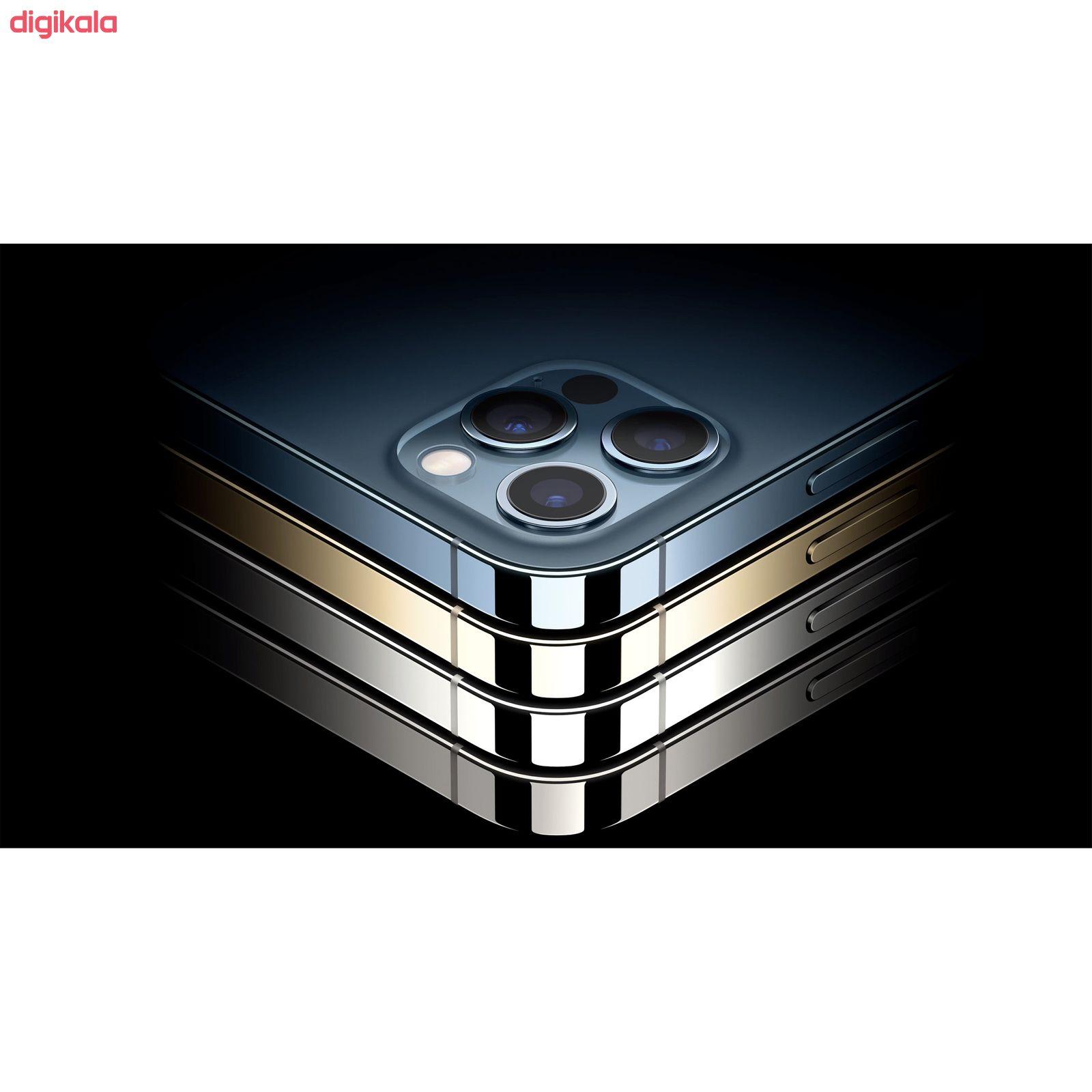 گوشی موبایل اپل مدل iPhone 12 Pro A2408 دو سیم کارت ظرفیت 256 گیگابایت main 1 5