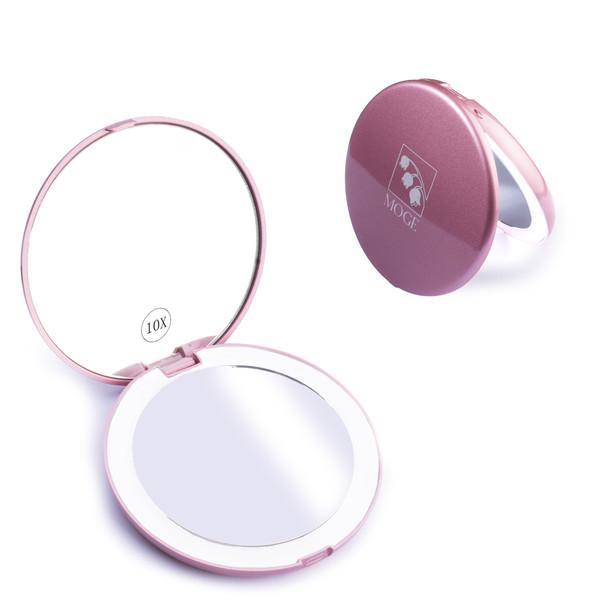 رینگ لایت و آینه آرایشی موگه مدل 001