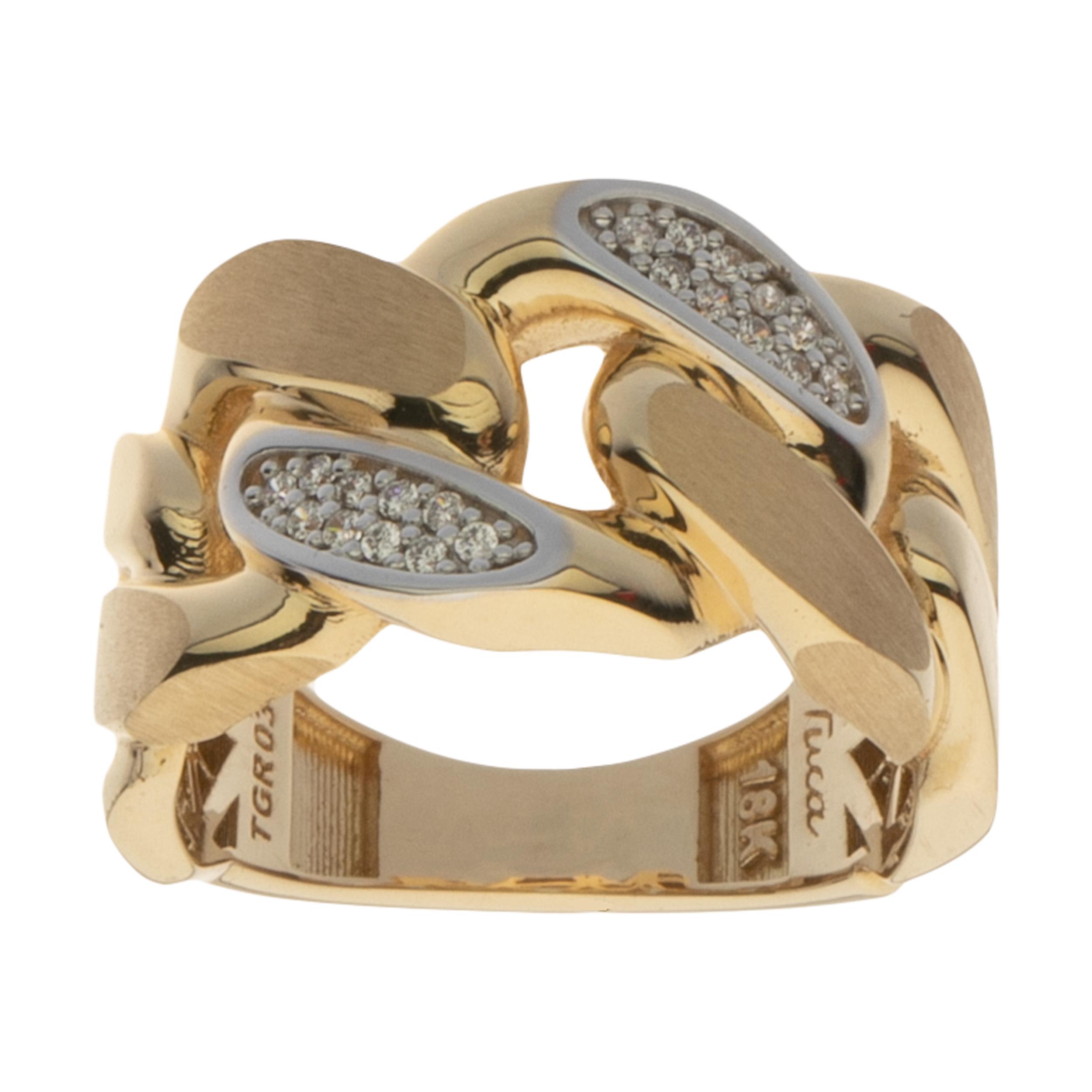 انگشتر طلا 18 عیار زنانه مایا ماهک مدل MR0630