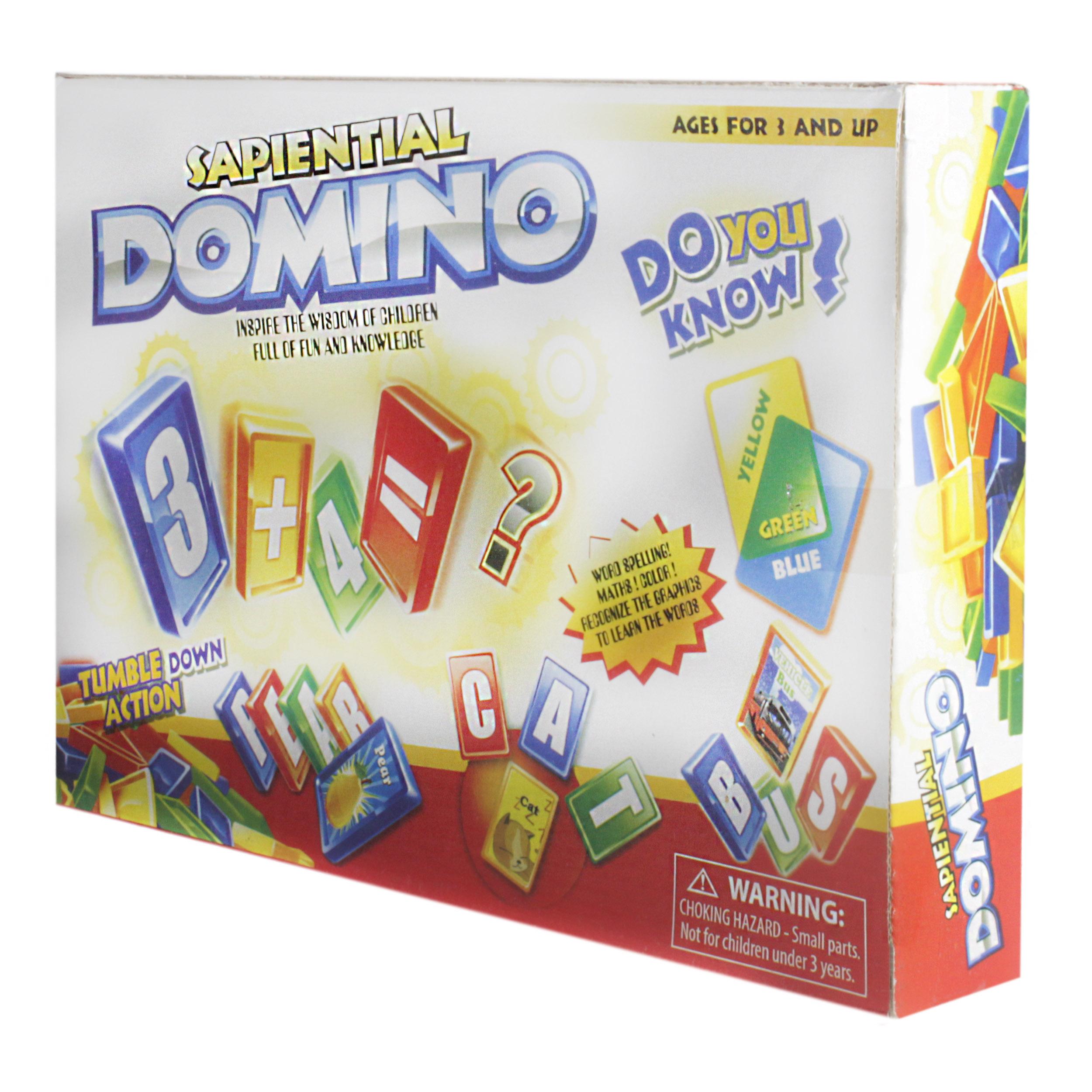 بازی فکری مدل دومینو کد 0010