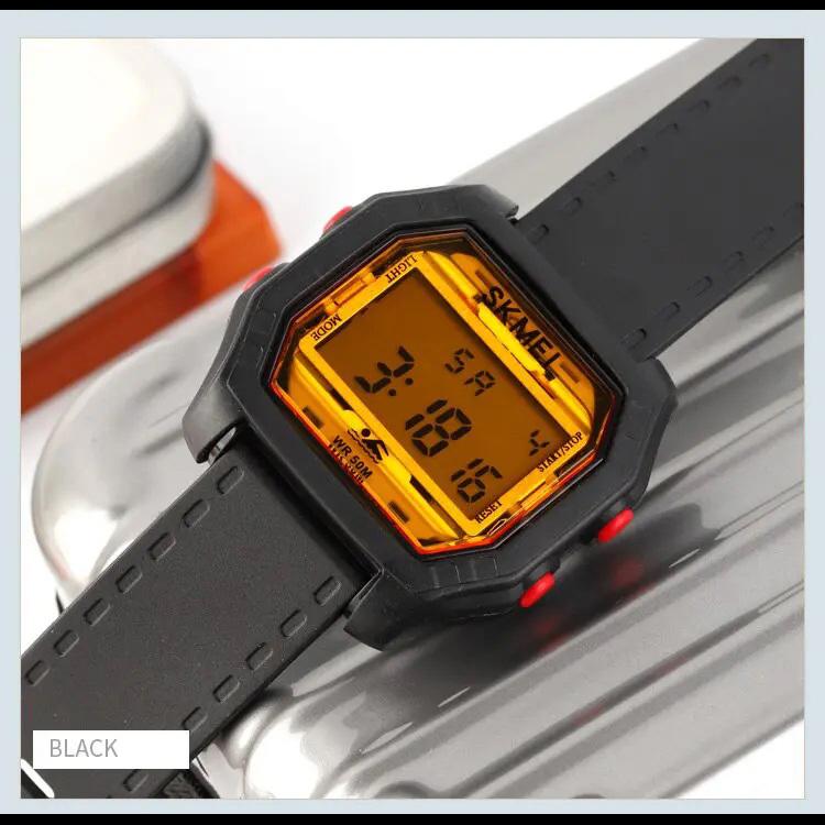 ساعت مچی دیجیتال اسکمی مدل 1623M