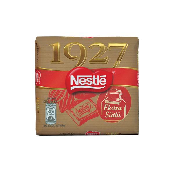 شکلات تخته ای شیری 1927 نستله - 60 گرم